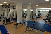 Holiday Beach Hotel wellness és fitness terem Budapesten - Holiday Beach Hotel