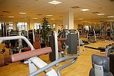 Aquaworld Resort Hotel Budapest**** fitness terem
